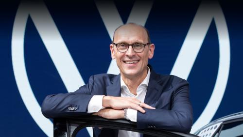 У Volkswagen будет новый глава