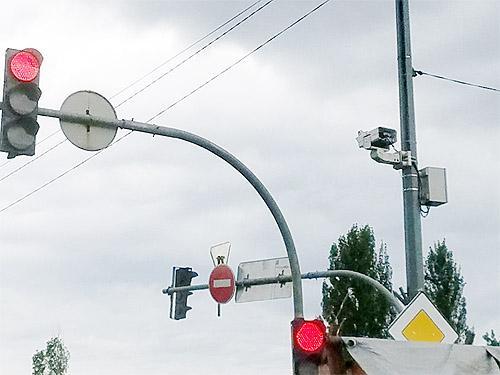 Камеры автоматической фиксации нарушений скорости начали работать во Львовской области