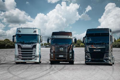 MAN и Scania намерены к 2030 году выпускать уже 50% электрогрузовиков на своих заводах