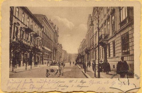 Как и когда появились первые авто во Львове