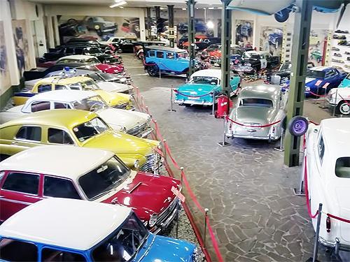 Где в Украине находятся самые большие музеи и коллекции мотоциклов - музей