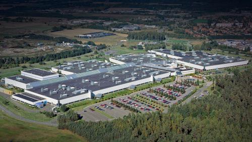 Volvo полностью перепрофилирует завод в Швеции под выпуск электродвигателей