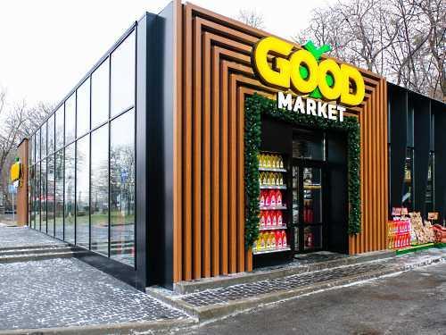 «БРСМ-Нафта» открыла еще один Good Market на АЗК