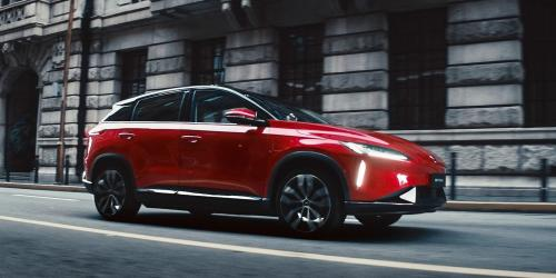 На украинском рынке появился самый продвинутый китайский электромобиль - электромоб