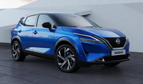 Чем удивит новый Nissan Qashqai - Nissan