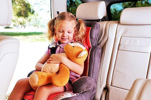 Как выбрать детское автокресло? - автокресло