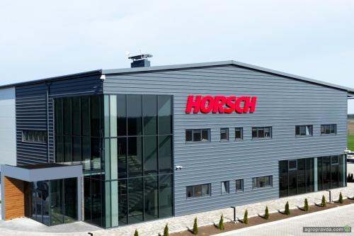 Horsch рассматривает Украину, как место возможного производства своей техники - Horsch