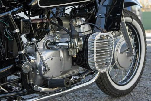 Как в Киеве появилось производство оппозитных мотоциклов - мотозавод