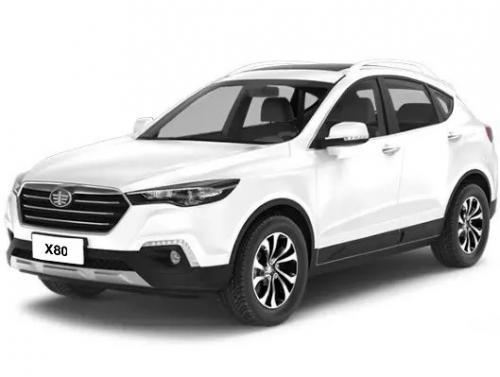 В сети АИС можно купить самый доступный кроссовер в классе D SUV - FAW X80, всего за 427 700 грн - FAW