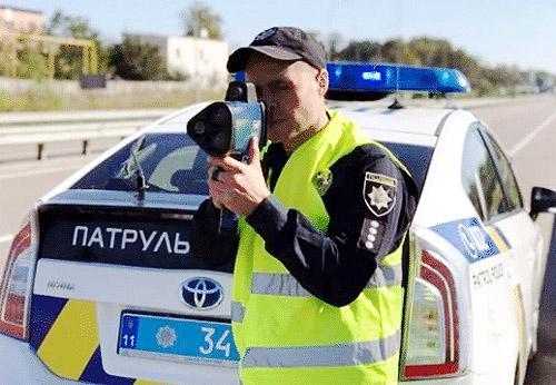 В Украине появились новые участки с радарами TruCAM