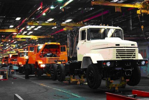 АвтоКрАЗ начал принимать заказы на 2022 год