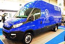 В Украине стартовали продажи фургона года IVECO Daily нового поколения - IVECO