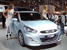 Hyundai будет выпускать в Санкт-Петербурге Solaris - Hyundai
