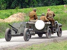 Автомобили Великой отечественной войны были замечены в Киеве - войн