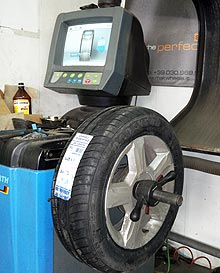 Результаты тестирования летних шин Goodyear EfficientGrip Compact