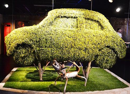 Автомобильная пьеса в Турине. Наш репортаж