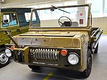 В Украине возобновят производство транспортера-амфибии ЛуАЗ-967М - ЛуАЗ