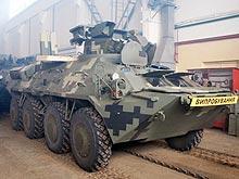 Как делают украинские БТР и танки. Репортаж с завода - БТР