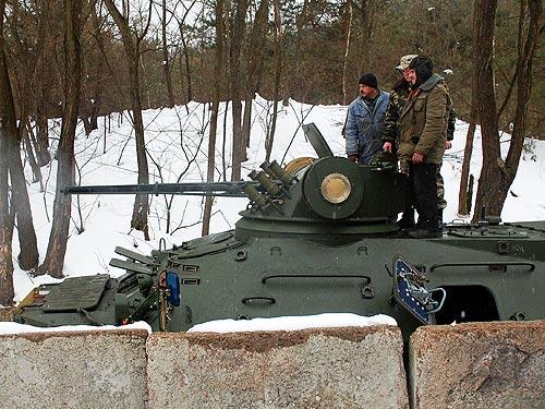 Как делают украинские БТР и танки. Репортаж с завода