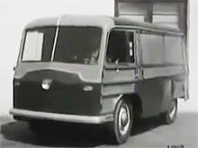 Серийное производство электромобилей в Украине началось еще 64 года назад. Уникальные фото - электромобил