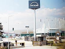 Как делают автобусы MAN и Neoplan. Репортаж с завода - MAN