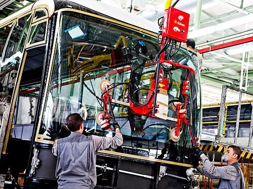Как делают автобусы MAN и Neoplan. Репортаж с завода