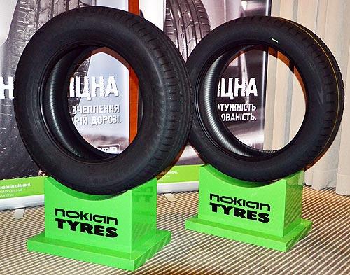 Nokian Tyres представила в Украине «бронированные» шины для внедорожников и еще 3 новинки летних шин
