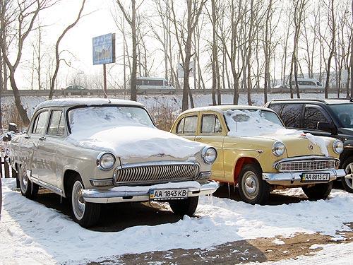 Украинский рынок ретро авто. Развенчиваем мифы