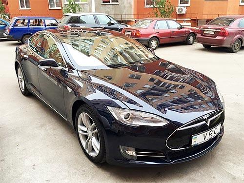 Количество электрокаров в Украине уже превысило 4 тыс. автомобилей - электро