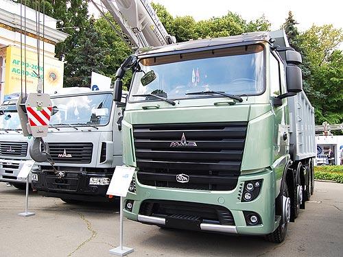 За счет чего белорусская компания стала автоимпортером №1 в Украине - МАЗ