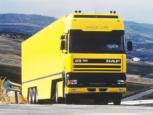 DAF исполнилось 90 лет: Путь от мастерской до мирового производителя - DAF