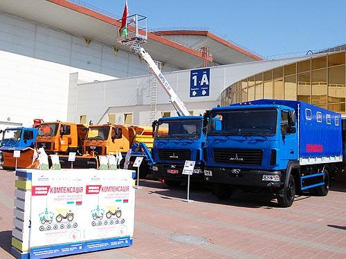 Украинский рынок грузовиков продолжает расти - грузовик