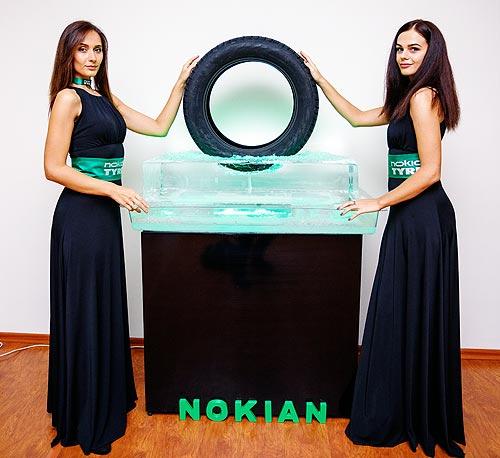 Итоги теста зимних нешипованных шин Nokian Hakkapeliitta R3 - Nokian