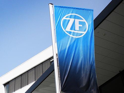 ZF разработала автомобильный суперкомпьютер