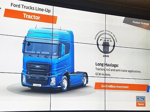 Как Ford Trucks прорывается в Европу. История успеха - Ford