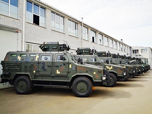 На что способны частные украинские производители бронетехники. Наш репортаж с НПО «Практика»