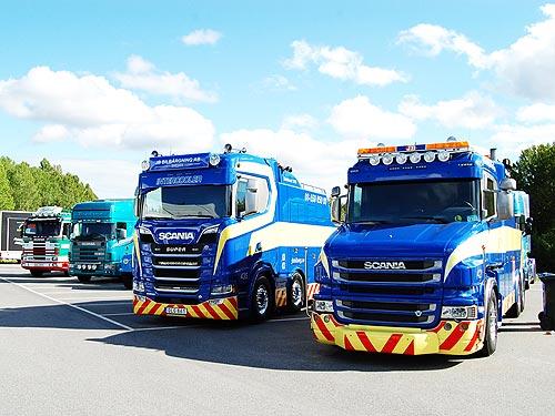 Король тюнинга: Не нужно бояться смелых идей, их нужно воплощать - Scania