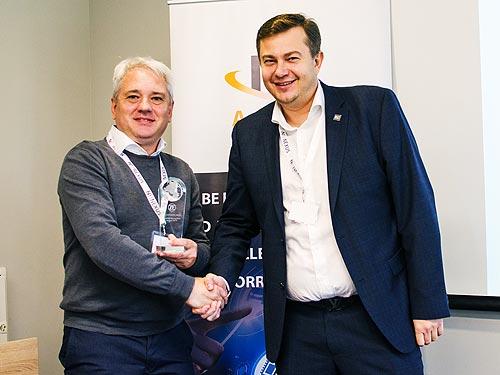 ZF Aftermarket получил награду за «Лучшее партнерское признание»