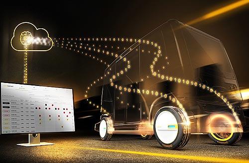 Continental получил престижную награду за концепт шин для электрического роботакси