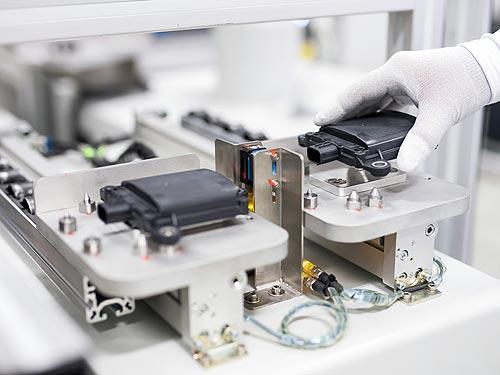 Continental строит в США завод по выпуску систем безопасности