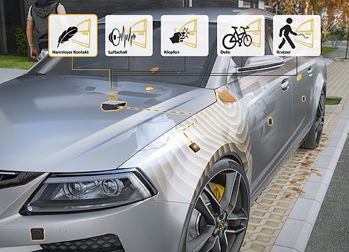 Continental сделает автоматизированную парковку еще безопаснее