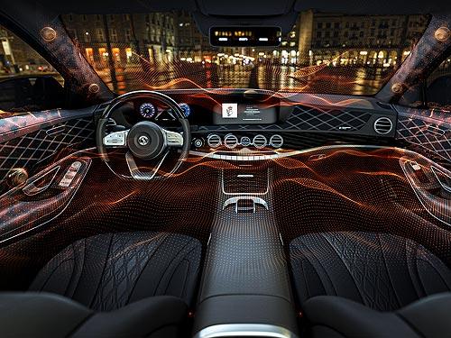 Continental готовит музыкальную революцию в автомобиле