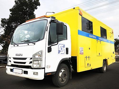ISUZU расширяет ассортимент спецтехники для коммунальных служб - ISUZU