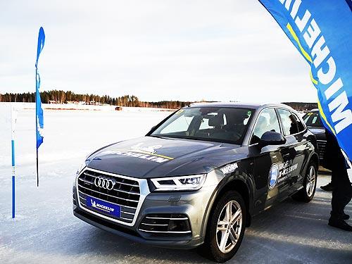 На что способны новые нешипованные шины Michelin X-Ice Snow. Наш тест