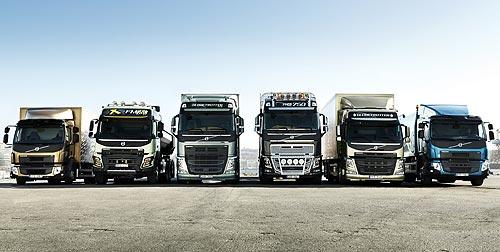 Покупатели грузовиков Volvo Trucks получают компенсацию 10% - Volvo
