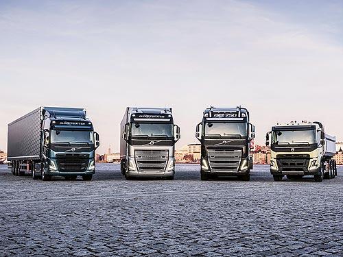 Стартуют продажи нового модельного ряда Volvo Trucks