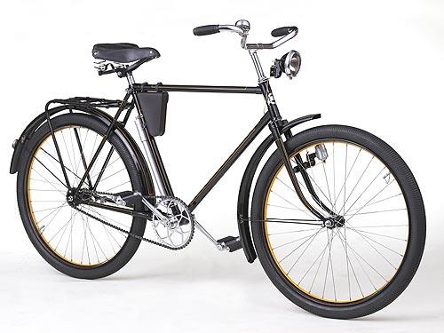 В Украине нашли первый послевоенный велосипед ХВЗ 1946 года