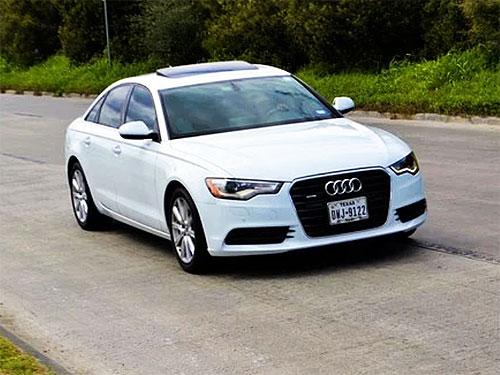 В чем причины популярности б-у Audi A6 - Audi