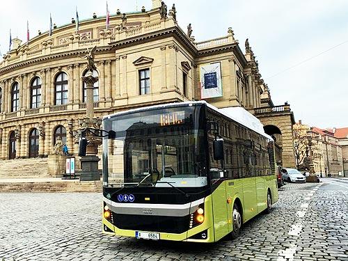 На украинский рынок автобусов вышел новый игрок - BMC