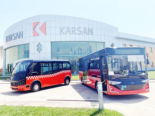 В сентябре турецкие автобусы уже заняли 23,7% украинского рынка